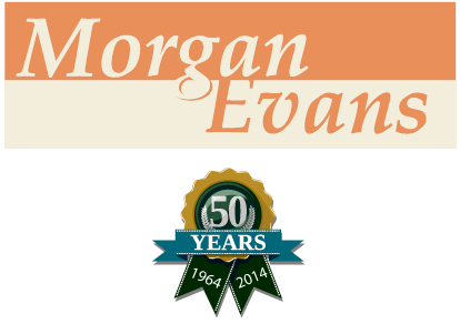Morgan Evans & Co Ltd logo
