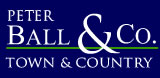 Peter Ball Town And Country logo