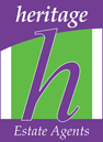 Heritage Estate Agents logo