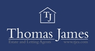 Thomas James logo