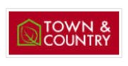 Town &amp; Country Property Services logo