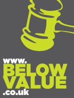 Below Value logo